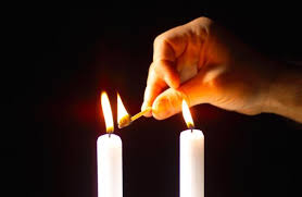 Image result for shabbat candle lighting time